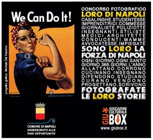 clicca per il concorso fotografico Loro di Napoli