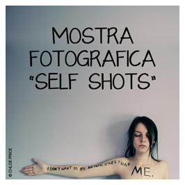 clicca per la mostra fotografica Self Shots